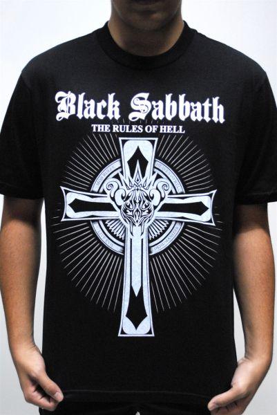 Black Sabbath  The Rules of Hell  - Loja Rock fd3c9162941a5